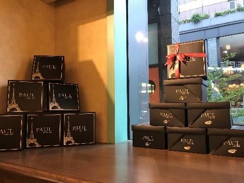 PAULレストラン台北 手土産