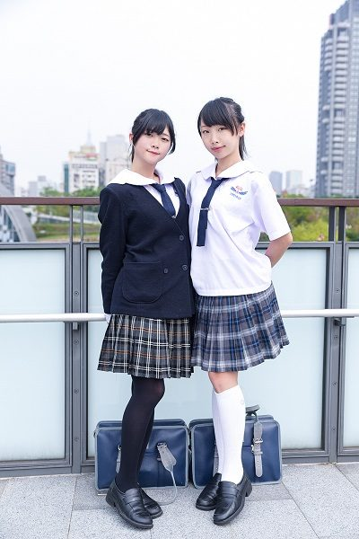 私立稻江護家 制服