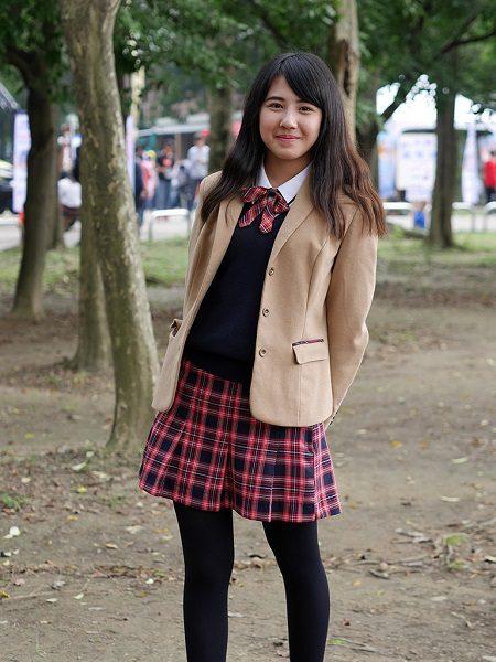 私立漢英高中 制服