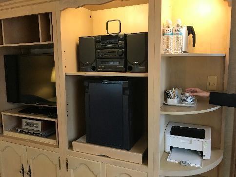 リビエラホテル デラックス・スイートルーム 豪華な設備