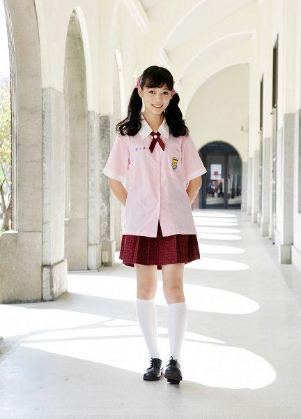 私立中道高中 制服
