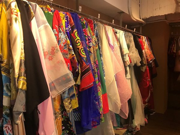 写真館「Gooday101 好日写真」(好日寫真) 衣装の量がすごい!