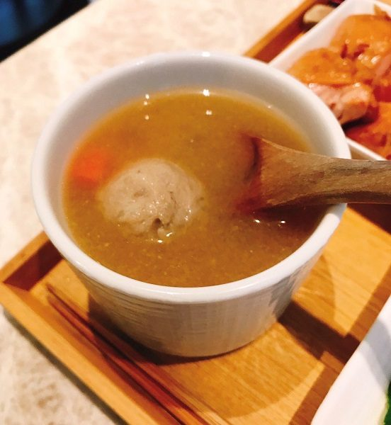 Cafe de Riz 米販咖啡 味噌汁