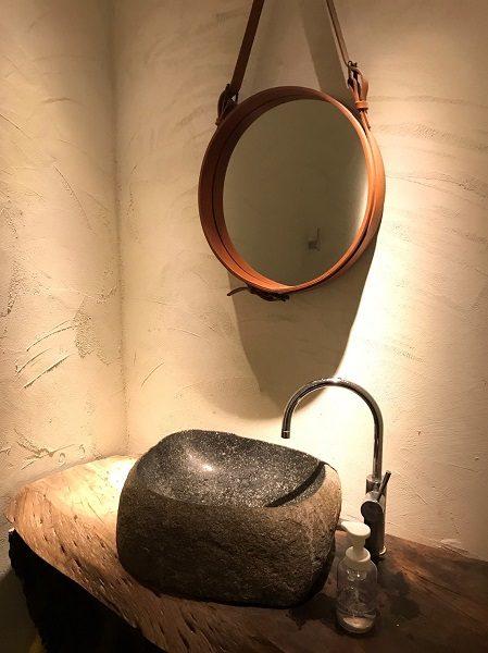 Cafe de Riz 米販咖啡 トイレ