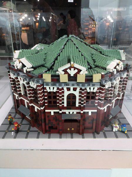台北101 レゴ展 西門紅楼