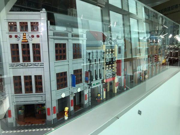 台北101 レゴ展 迪化街