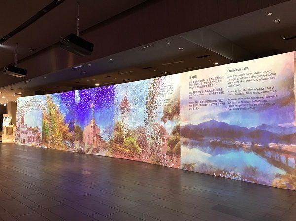 台北101 レゴ展 台湾各地の風景