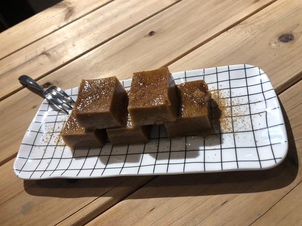 藻堂 Algae House 寒天ケーキ