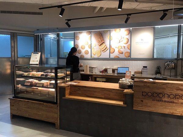 波波諾諾 bobonono 店内は広々した空間で、ゆっくり商品を選ぶことができます。