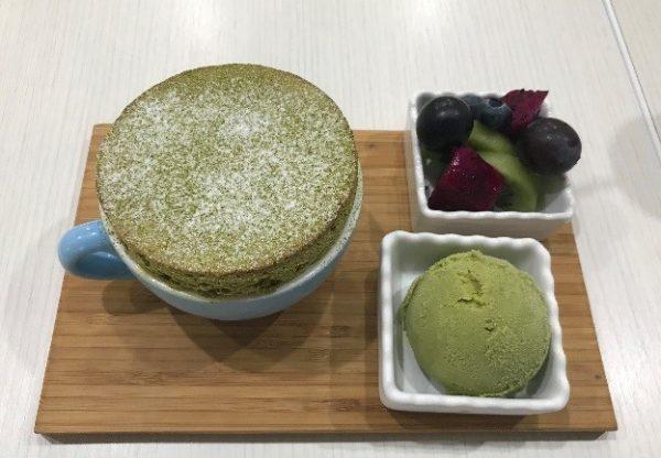 Manabu La patisserie 學堂洋菓子専門店 抹茶スフレ