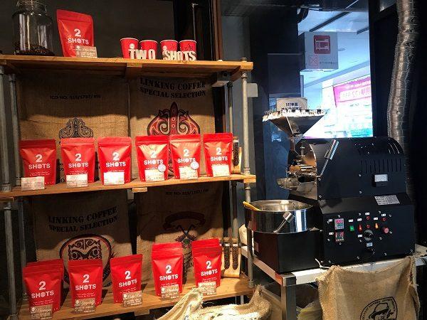 TWO SHOTS COFFEE 東門店 コーヒー豆