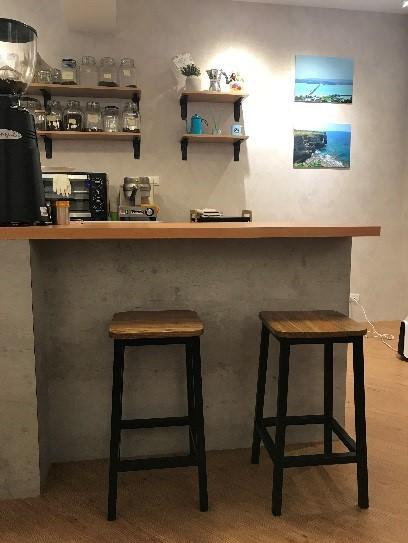 CAFE FUGU Roasters カウンター席でもOK