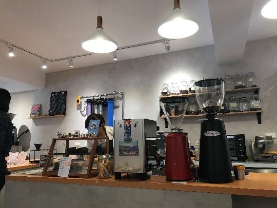 CAFE FUGU Roasters 美味しいコーヒーができそう