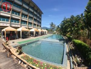 鹿鳴温泉酒店(ルミナスホットスプリングリゾート&スパ)
