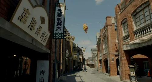 「孤独のグルメSeason5」第5話台北編國立傳統藝術中心