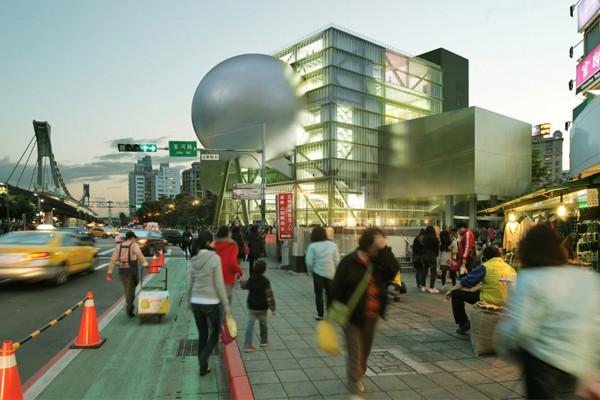 台北藝術中心台北芸術センター(台北パフォーミングアーツセンター)