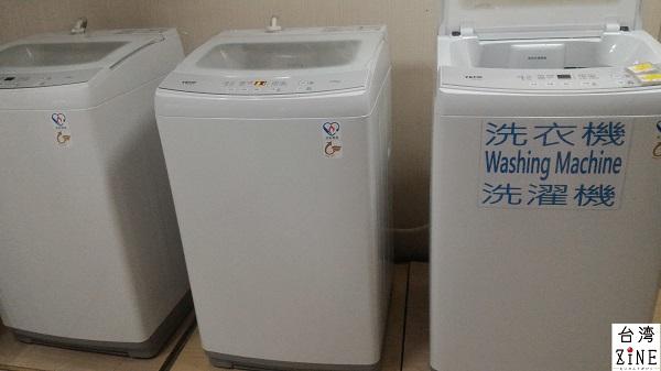 YOMI HOTEL(優美飯店)優美ホテル 洗濯機