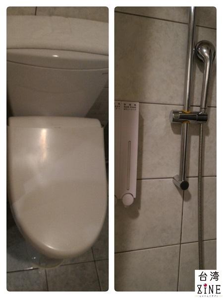 YOMI HOTEL(優美飯店)優美ホテル トイレ