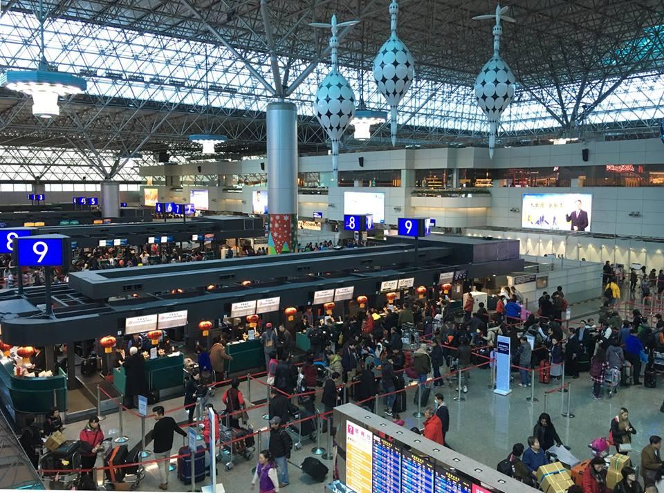 台湾桃園国際空港のフードコートは美食天国!出国ギリギリまで食を楽しもう!
