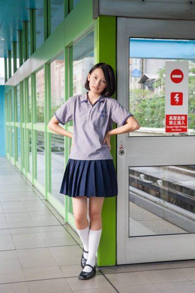 私立淡江高級中學/制服地圖