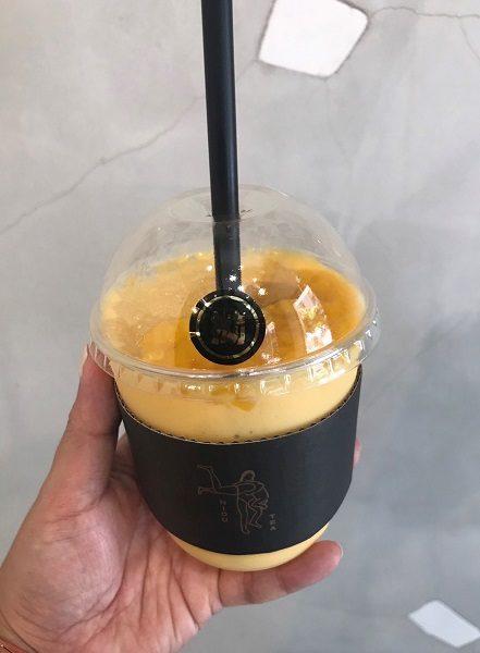 拗不過 NIOU TEA 芒果大神(マンゴースムージー ) 145元