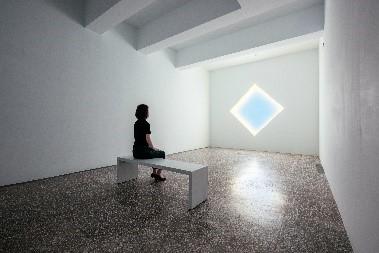 金馬賓館・當代美術館(ALIEN ART CENTRE) 白い部屋