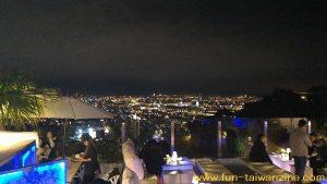 The Top 屋頂上で台北一の夜景を鑑賞しよう!