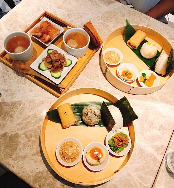 台北のお米カフェ「Cafe de Riz 米販咖啡」で日式おにぎり&味噌汁を頂きました