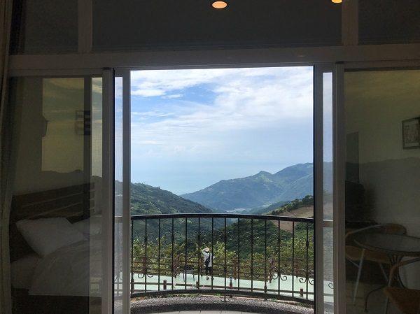 環山雅築 Mountain Lodge 台東を一望