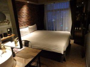シティスイーツ高雄駁二館に宿泊。オシャレで設備も申し分なし!