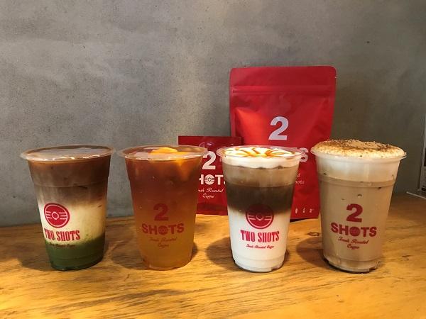 台北東門駅近くの「2 SHOTS COFFEE」で濃厚コーヒーを飲んでみた