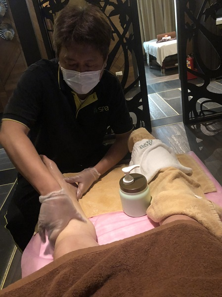 【台北】森SPA足体養生会館で癒され足つぼマッサージ!24時間営業で便利!